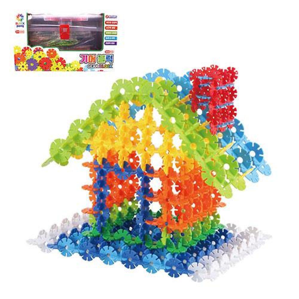 바니 기어블럭(300pcs)(78496) 장난감 완구 토이 남아 여아 유아 선물 어린이집 유치원