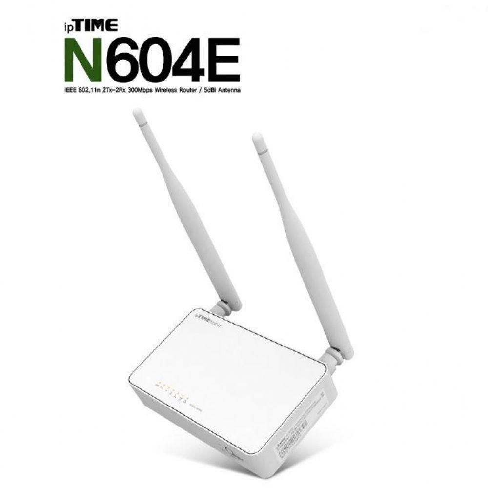 N604E무선공유기(아테나2P) iptime 인터넷 와이파이 wifi 가정용