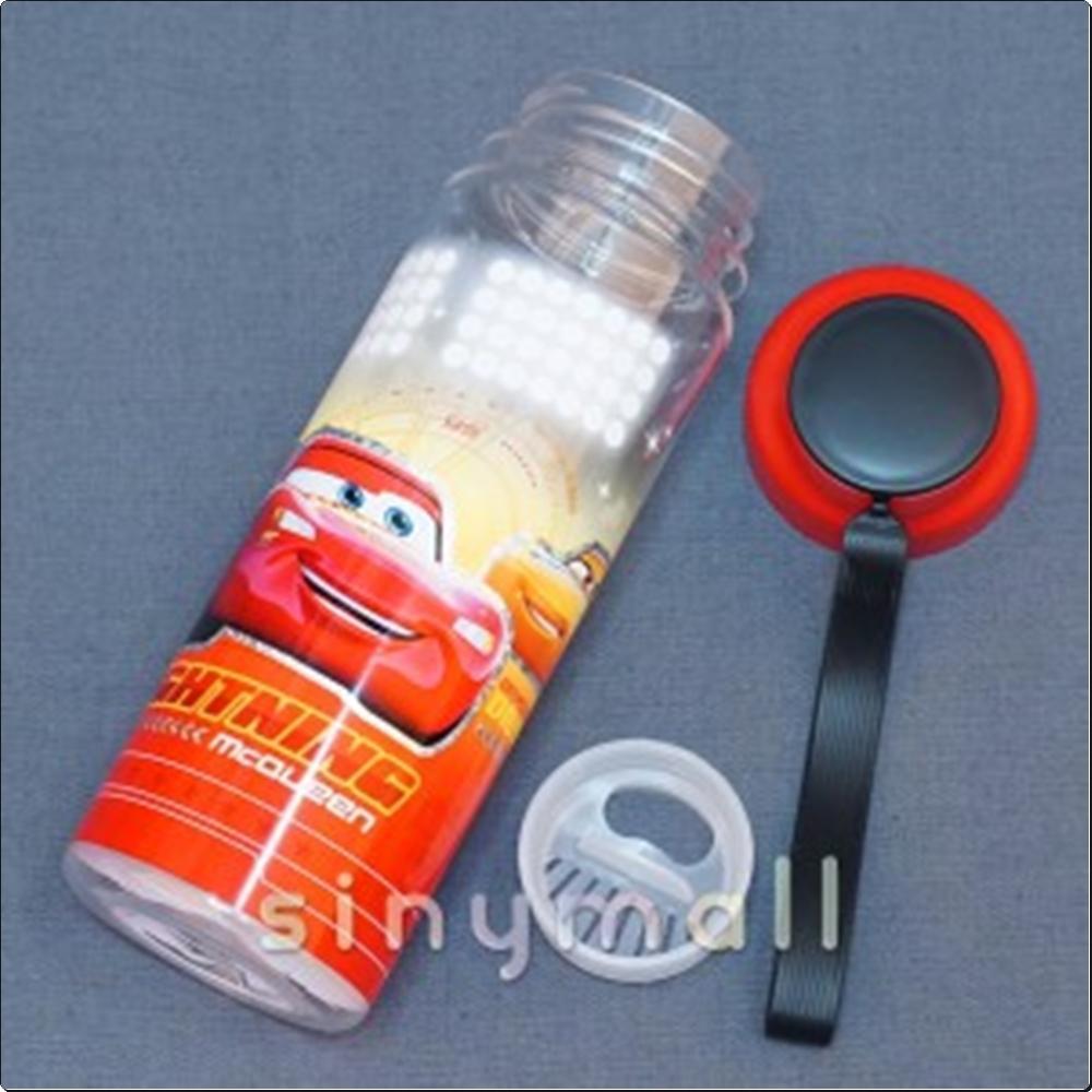 (디즈니Cars) 카3 실리콘 핸들보틀 500ml (069162) 캐릭터 캐릭터상품 생활잡화 잡화 유아용품