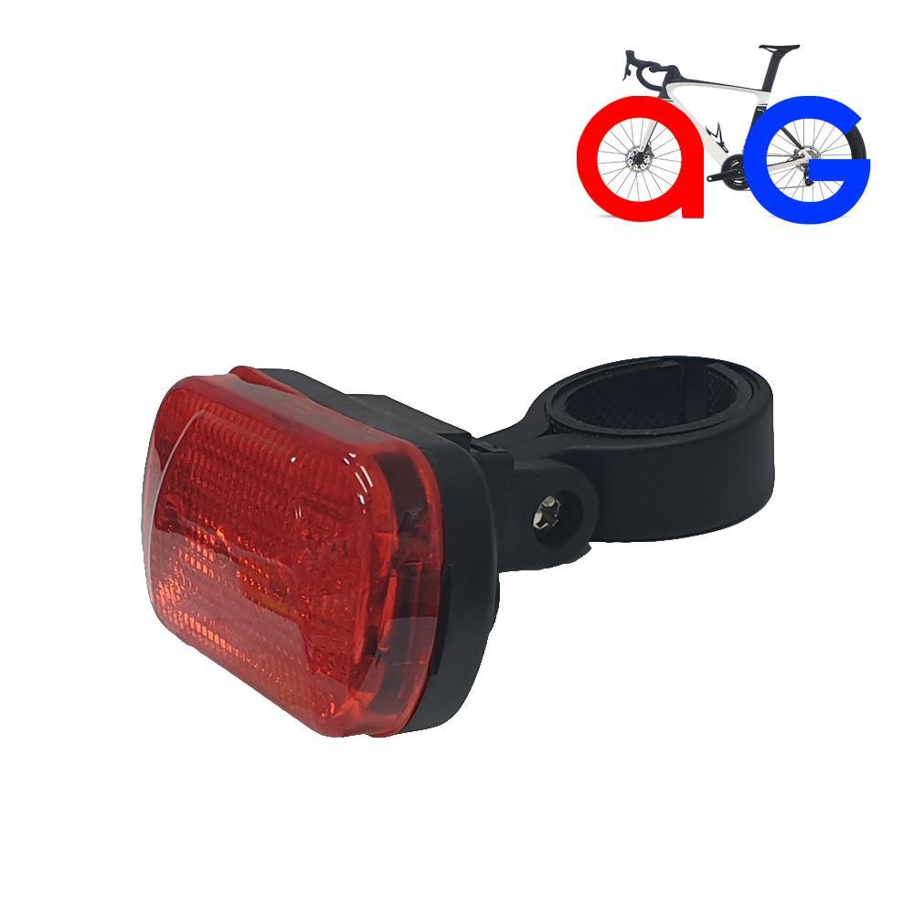 AG305A 자전거 3LED 4모드 안전후미등 라이트 자전거 후미등 안전등 안개등 라이트