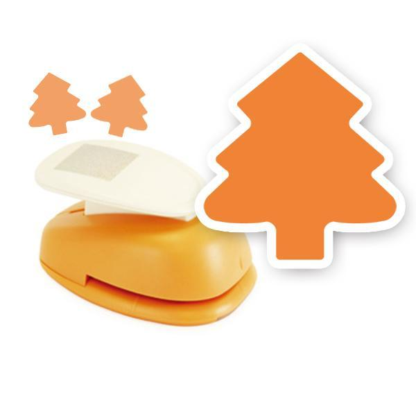 모양펀치 R-50(펀칭규격50mm이내) 006 나무 모양펀치 미니펀칭기 펀치 모양만들기 공예