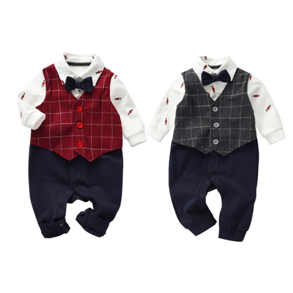 병정친구들 우주복(0-18개월) 203781 유아우주복 아기우주복 우주복 턱시도우주복 넥타이우주복 유아정장우주복 아기정장우주복 아기옷 유아옷 바디슈트