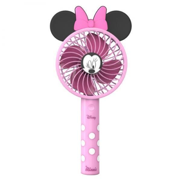 디즈니) 미키미니 캐릭터 핸디팬 선풍기 핑크 WHF-A41N 디즈니 핸디팬 미니선풍기 미니 미키