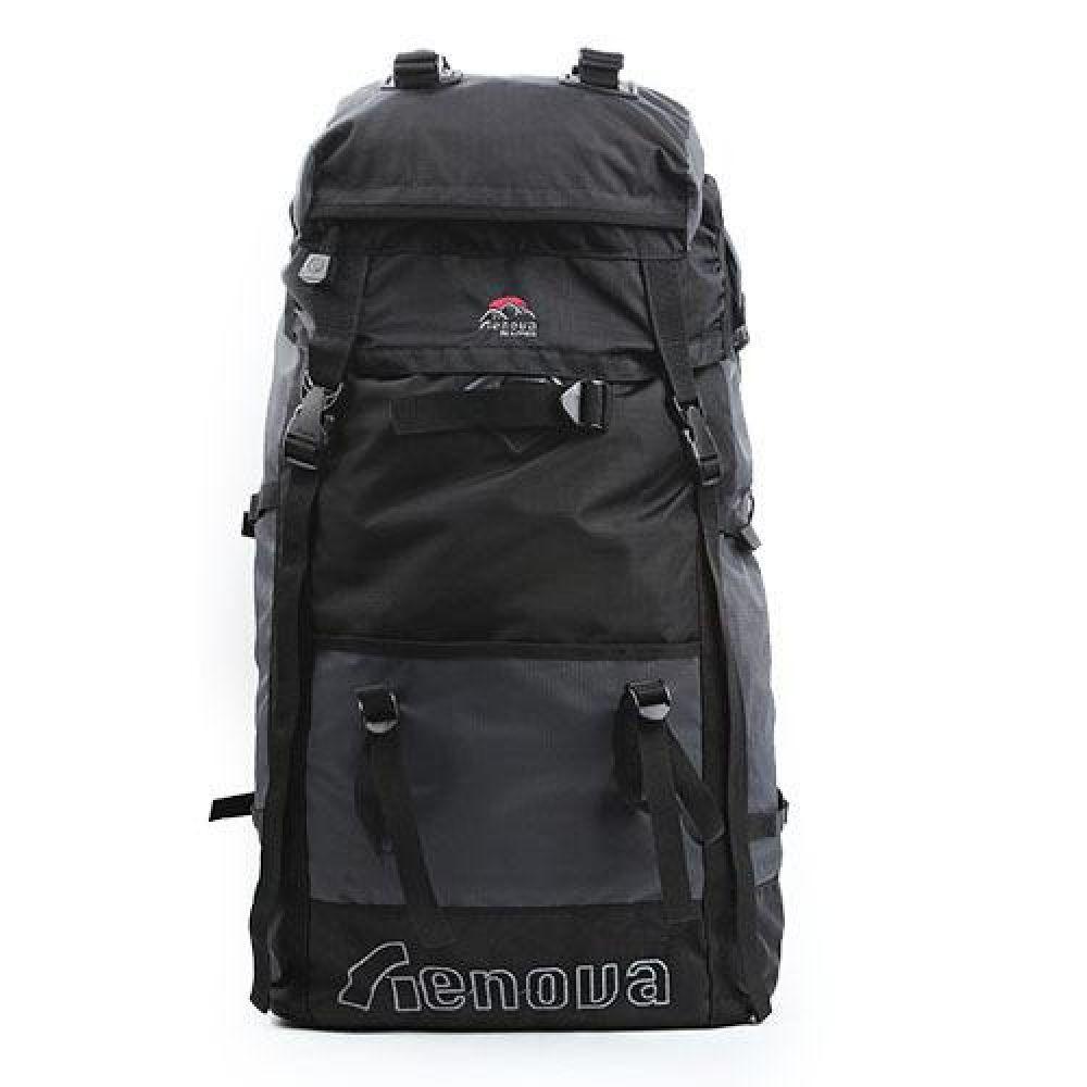 IY_JII192 믹스컬러 롱 배낭_62리터 데일리가방 캐주얼백팩 디자인백팩 예쁜가방 심플한가방