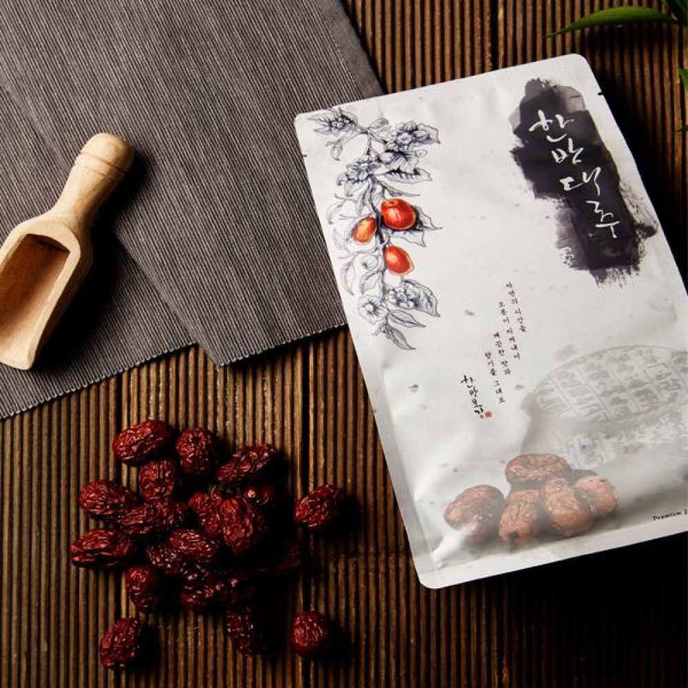 한방보감 한방대추 특초 (중품) 500g 식품 건강식품 대추 대추특초 생대추