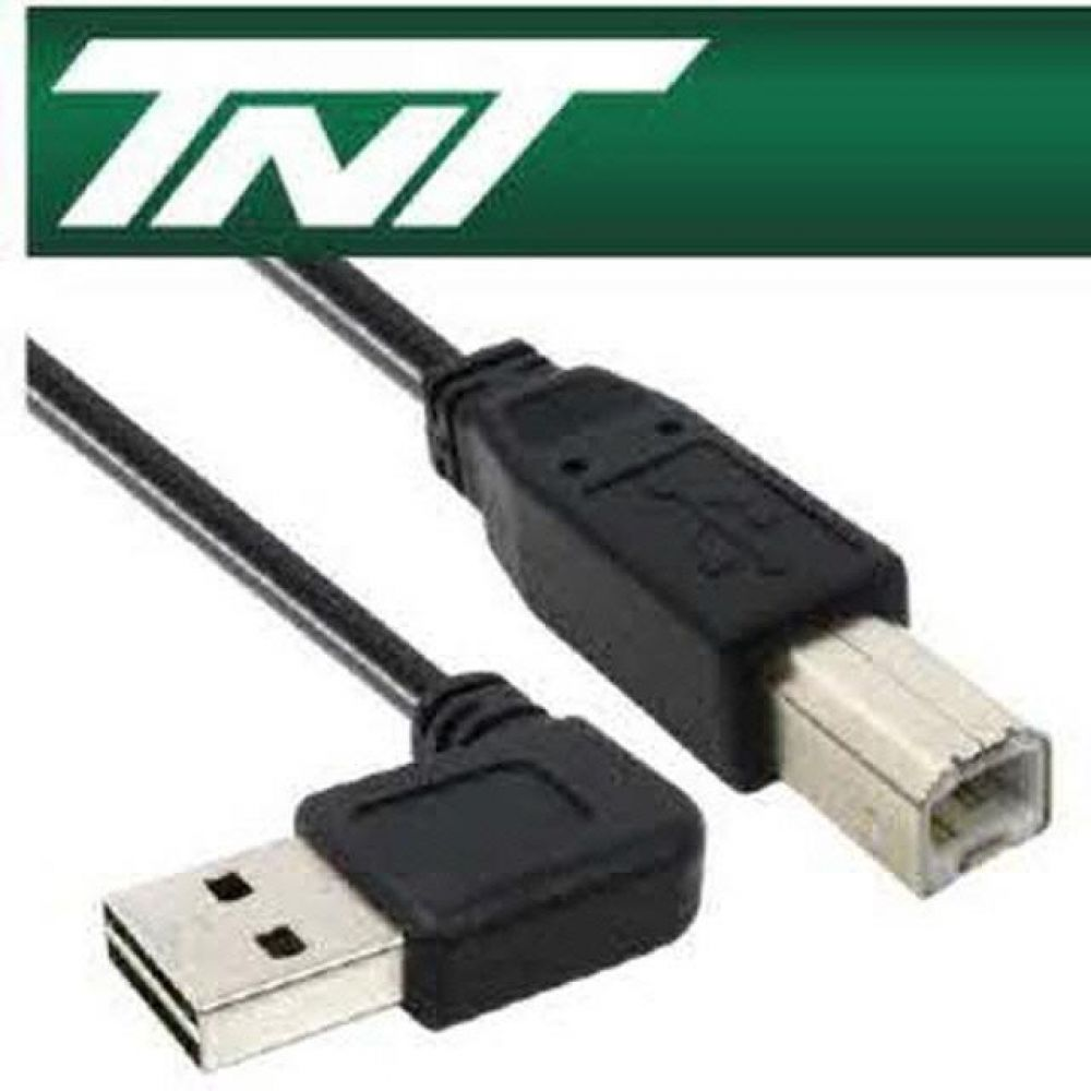 TNT USB2.0 양면인식 ㄱ형 AM-BM 케이블 2M 컴퓨터용품 PC용품 컴퓨터악세사리 컴퓨터주변용품 네트워크용품 usb연장케이블 usb충전케이블 usb선 5핀케이블 usb허브 usb단자 usbc케이블 hdmi케이블 데이터케이블 usb멀티탭