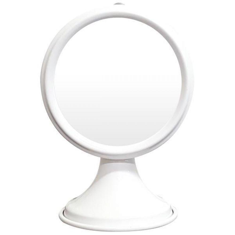 IG7355 탁상 거울 화이트 제조한국 탁상거울 인테리어거울 메탈거울 소품거울 장식거울