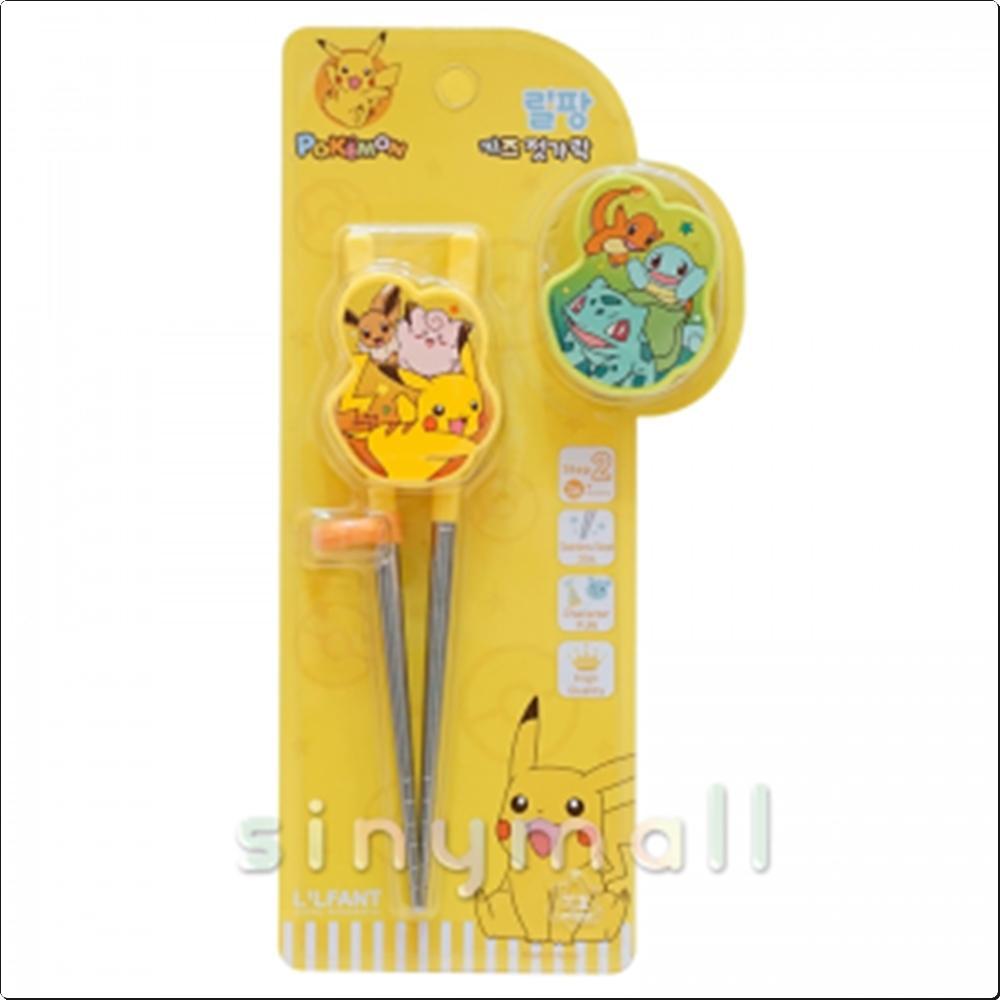 포켓몬스터 체인지 스텐젓가락(2단계) (065232) 캐릭터 캐릭터상품 생활잡화 잡화 유아용품