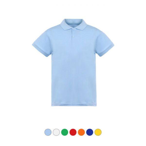 아동 베이직 PK 반팔(아동용) PK 카라 아동 티셔츠 반팔티