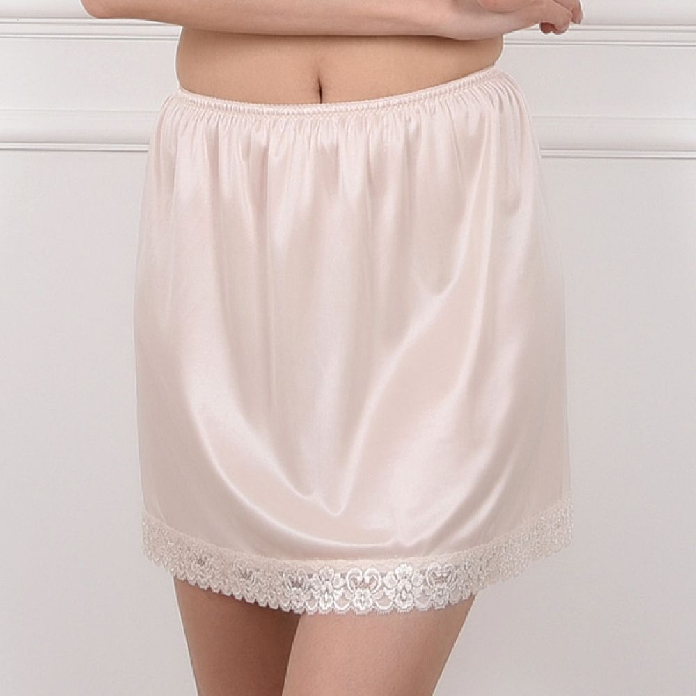 (뵈뵈)(SL712)레이스 속치마 슬립 속치마 여성속치마 여성이너웨어 속치마슬립 여성속옷