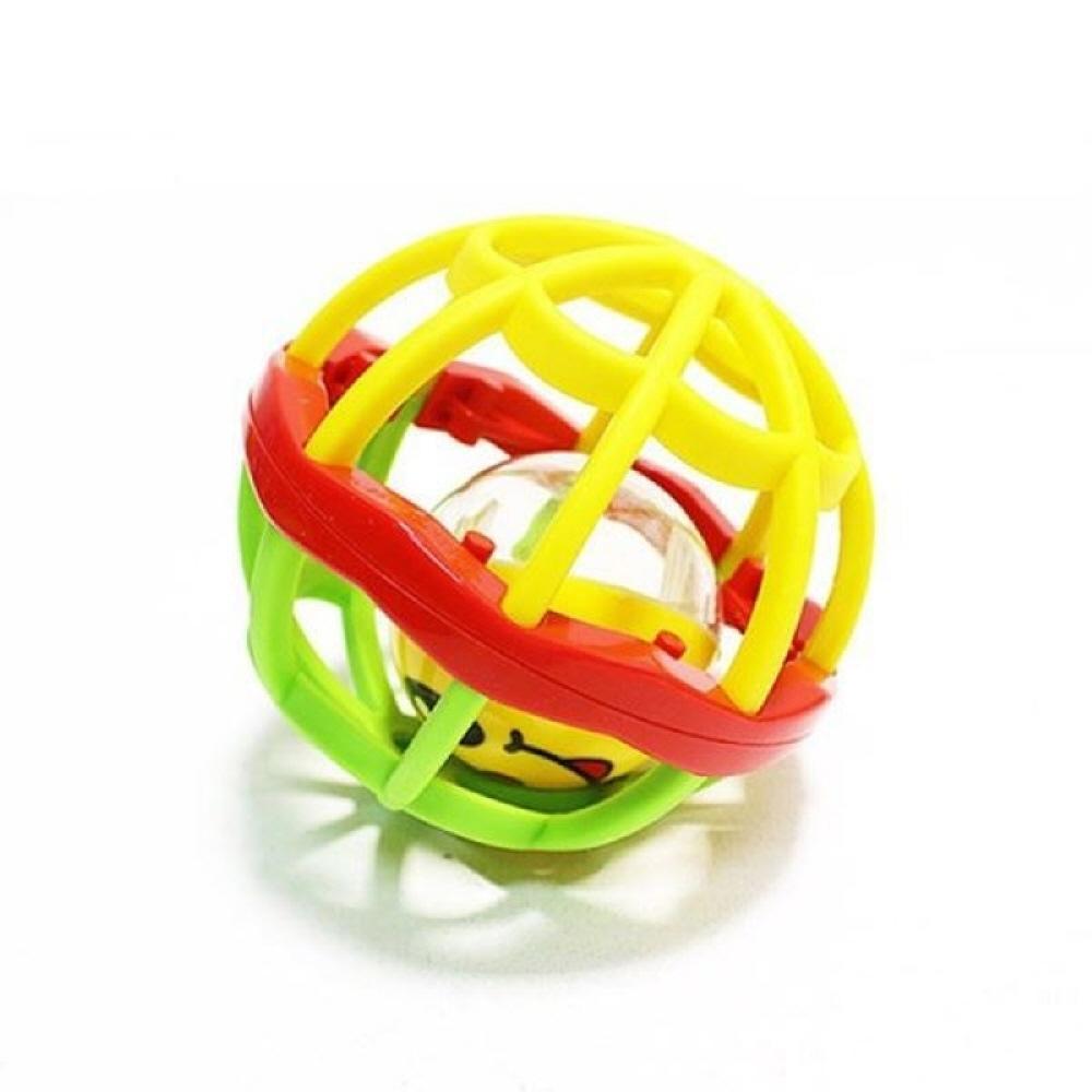 스포츠 어린이 체육 활동 교구 소프트 래틀볼 소 초등학교 장난감 2살장난감 3살장난감 4살장난감