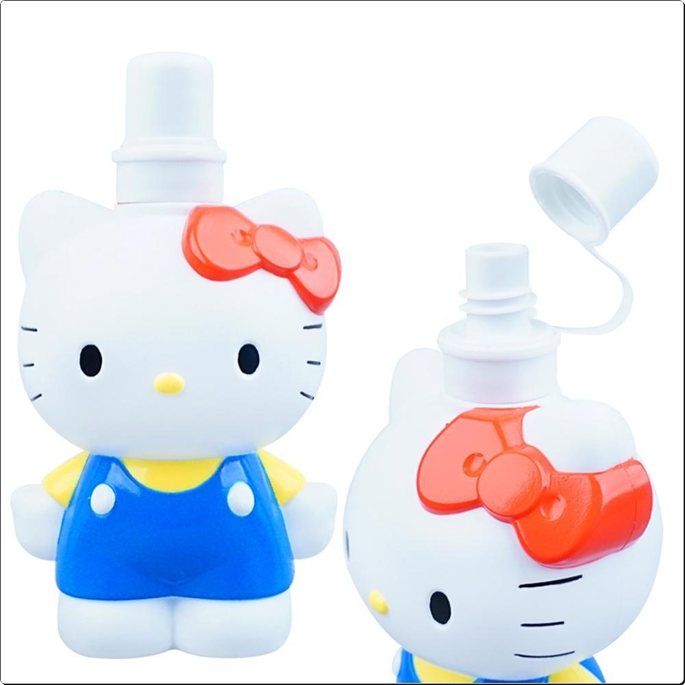 헬로키티 입체 물통 500ml(일)(386398) 캐릭터 캐릭터상품 생활잡화 잡화 유아용품