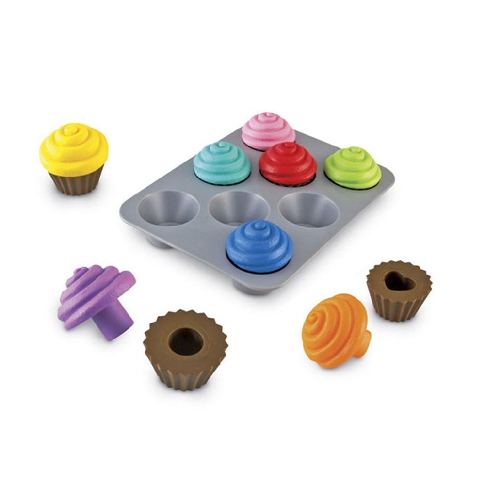 어린이날 유아 장난감 똑똑한 쿠키 모양 컵 케이크 완구 어린이집 유아원 초등학교 장난감