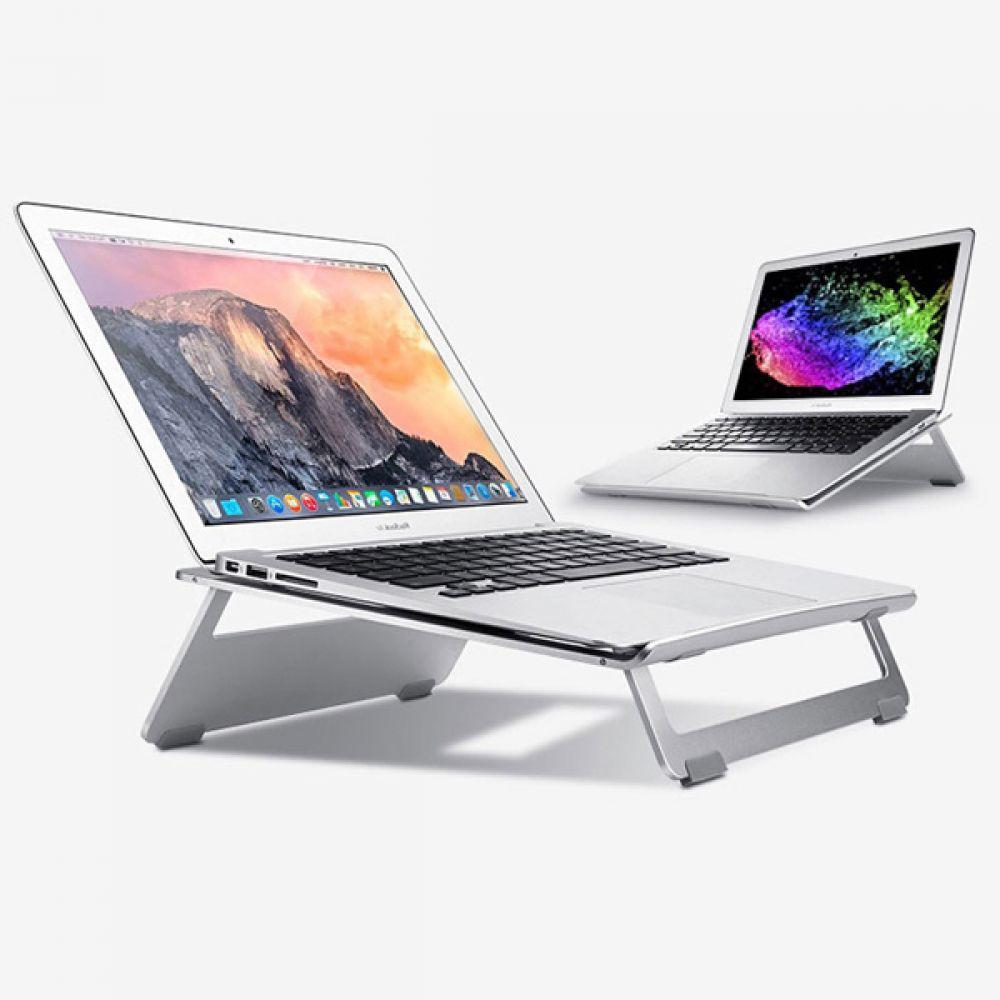1단 2단 멀티 접이식 노트북 거치대 노트북거치대 테블릿거치대 노트북악세사리 생활 컴퓨터용품