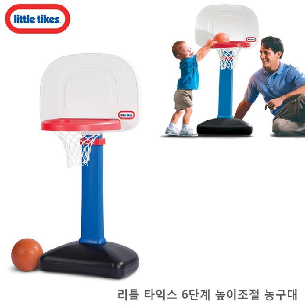 6단계높이조절 농구대 612329P 농구놀이 장난감 장난감 농구놀이 농구대 아기장난감 유아완구