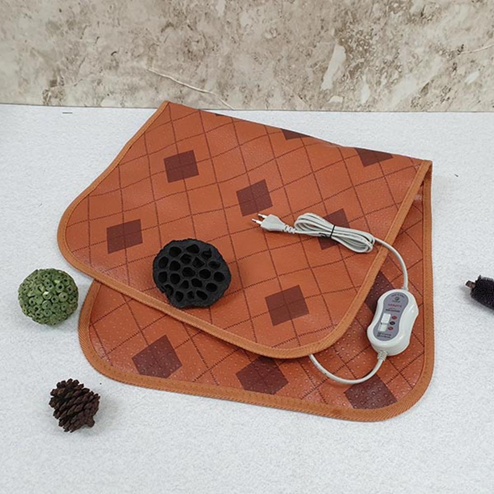 전기방석 2인 온도조절 온열매트 생활용품 난방 전기방석 생활용품 난방 온열매트 온열방석