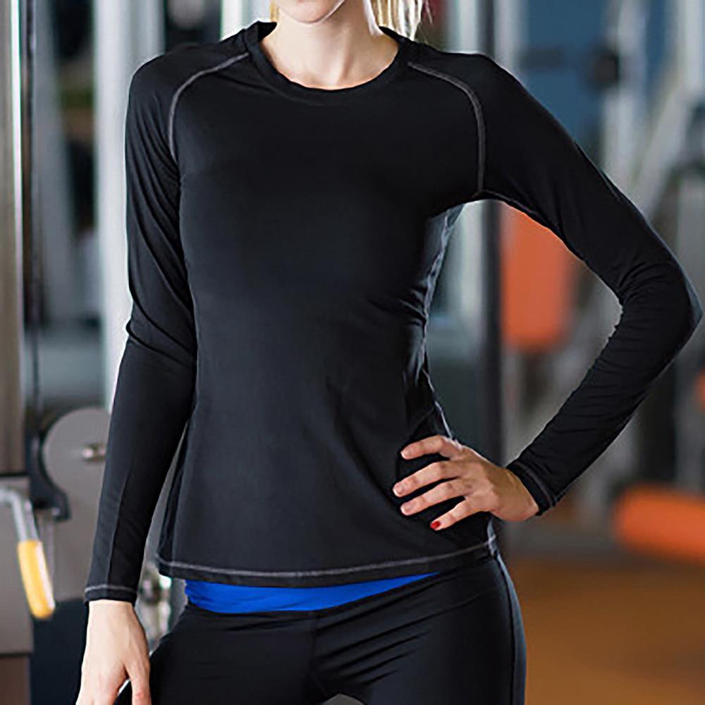 헬스복M 여성 운동복 긴팔 기능성 긴팔티셔츠 요가복 에어로빅옷 헬스복 긴팔티셔츠 필라테스복 헬스웨어