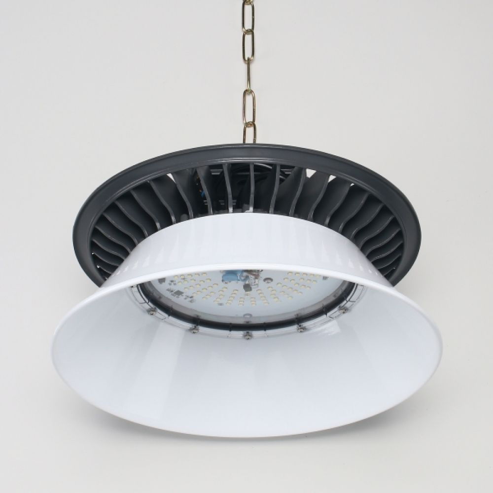 LED공장등 80W AC 체인형 124882 인테리어조명 공장등 조명 창고 산업등