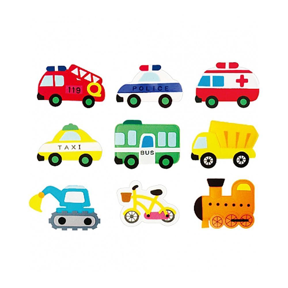 완구 어린이 유아 찍찍이 교육 교구 모형 육상 교통 2살장난감 3살장난감 4살장난감 아이놀이 어린이선물