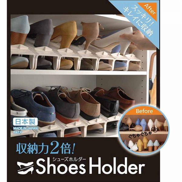 이노마타 신발정리용 홀더 신발정리함 신발정리대 신발보관 신발장 현관정리