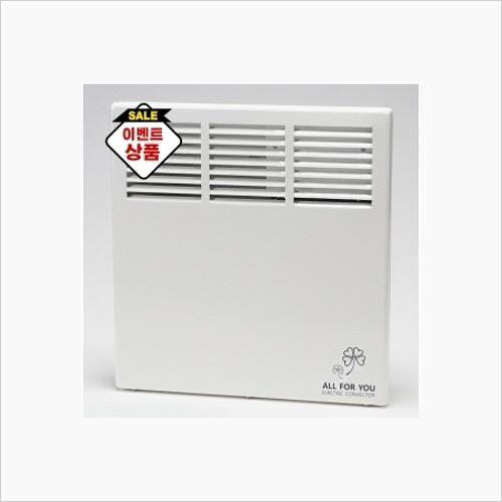 벽걸이형 라디에이터 1000S 전기스토브 방한용품 히터 전기스토브 라디에이터 벽걸이히터 컨벡션히터