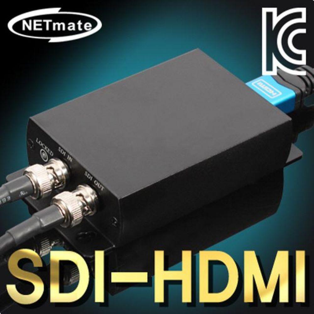 넷메이트 HD-SDI to HDMI 컨버터 100M 200M 300M 컴퓨터용품 PC용품 컴퓨터악세사리 컴퓨터주변용품 네트워크용품 인버터 시리얼케이블 정류기 광커넥터 아답터 rgb컨트롤러 아두이노 1394케이블 랜선 파워써플라이