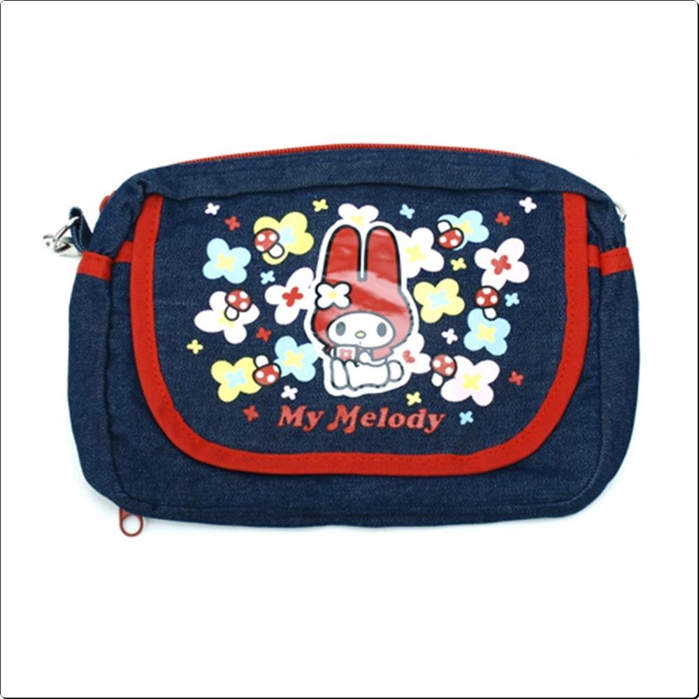 마이멜로디 힙색크로스가방(일) 캐릭터 캐릭터상품 생활잡화 잡화 유아용품