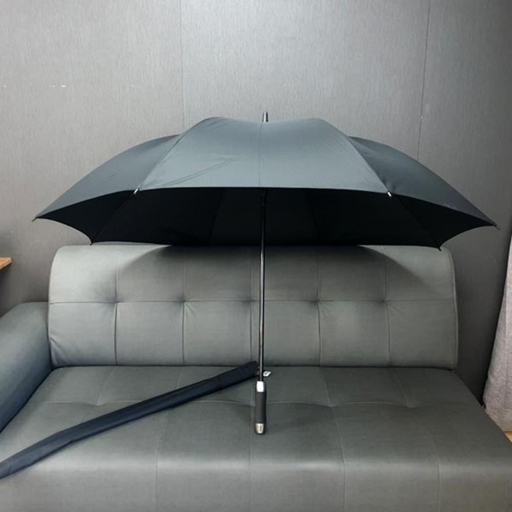 자동 장우산 폰지검정 여성우산 심플우산 선물용우산 장우산 성인용우산 심플우산 고급우산 큰우산