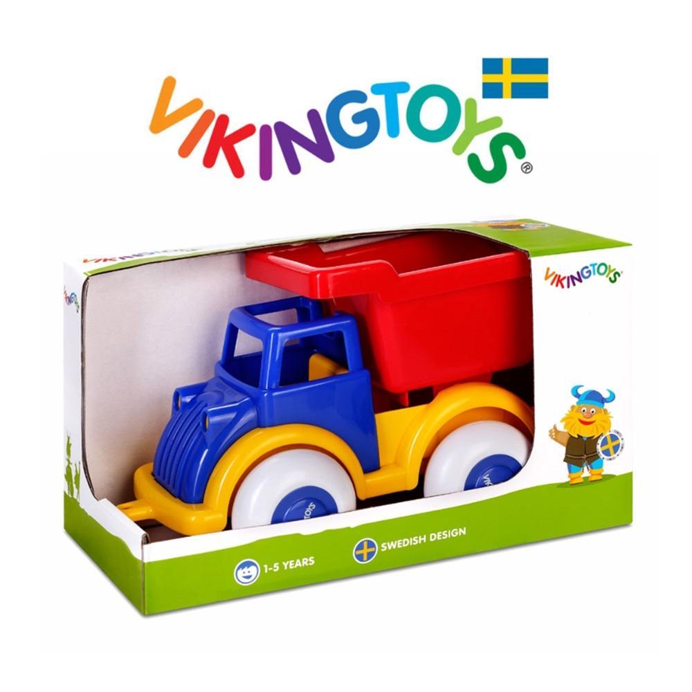 선물 유아 장난감 미디 덤프트럭 21cm 어린이 조카 유아원 장난감 3살장난감 4살장난감 5살장난감