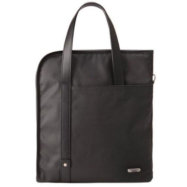 투엘 F12002 블랙 크로스백, 서류가방, 숄더백 서류가방 정장핏 새학기 스쿨룩 새내기 백팩 가방 숄더백 TWOL 크로스백