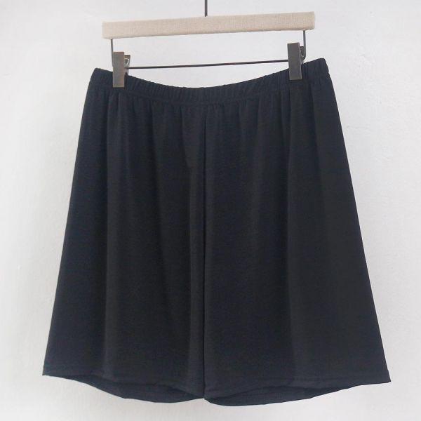 미시옷 0379RL903 와이드 쿨 반바지 JP 빅사이즈 여성의류 빅사이즈 여성의류 미시옷 임부복 가벼운쿨반바지