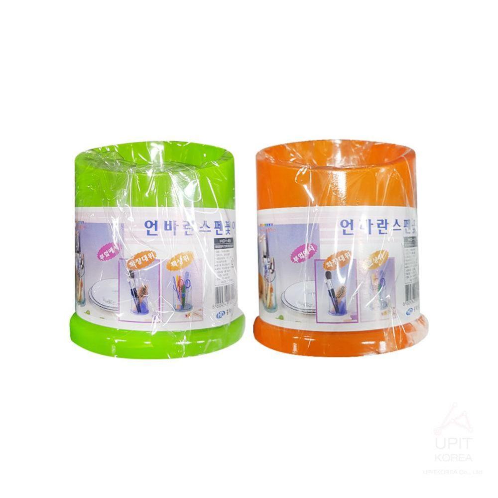 GM)언바란스펜꽂이(색상랜덤)_0453 생활용품 가정잡화 집안용품 생활잡화 잡화