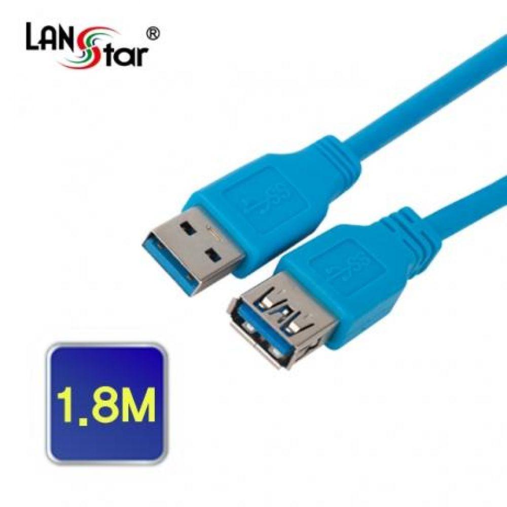 USB 3.0 케이블 AM-A F 1.8M 컴퓨터용품 PC용품 컴퓨터악세사리 컴퓨터주변용품 네트워크용품