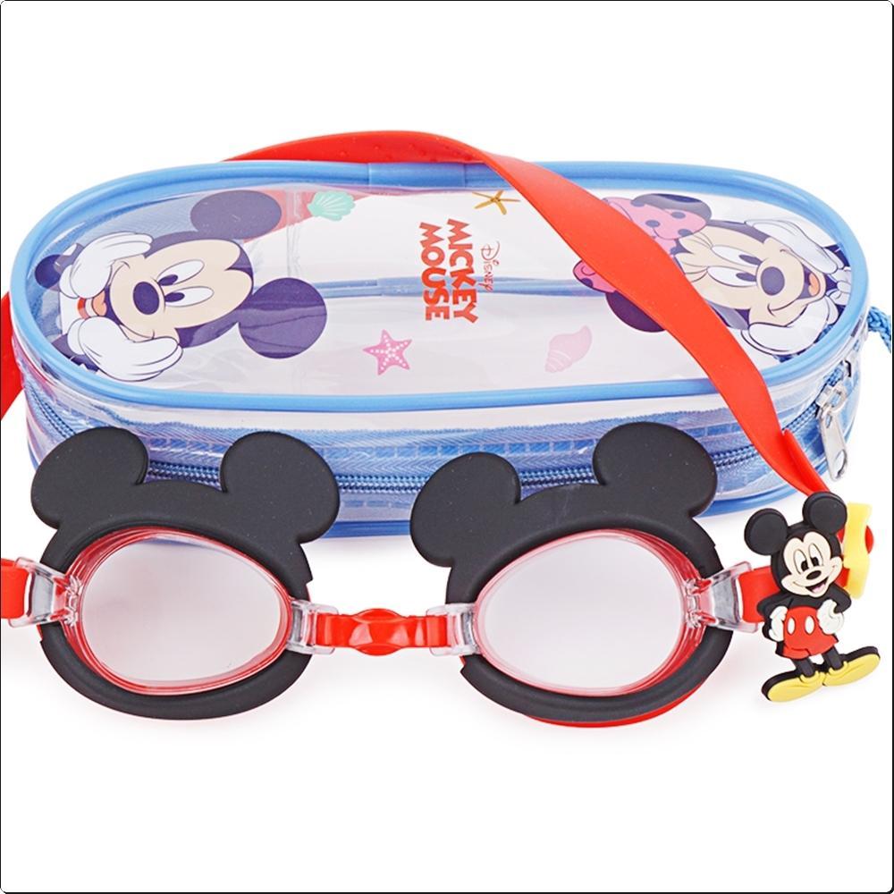 미키마우스 고글수경 (안티포그물안경)(009906) 캐릭터 캐릭터상품 생활잡화 잡화 유아용품