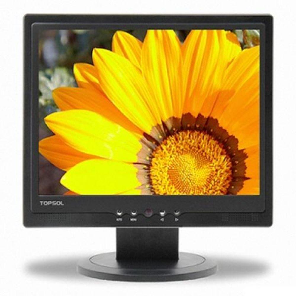 15형 LCD 모니터 TN패널 8Ms TS1508D 컴퓨터용품 PC용품 컴퓨터악세사리 컴퓨터주변용품 네트워크용품 15인치 LCD VESA 틸트