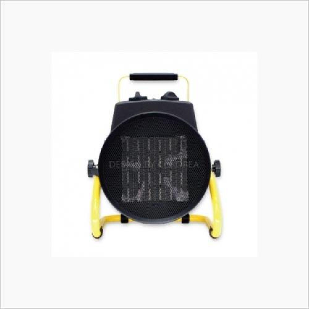 PTC 히팅방식 다목적 팬히터 220V 1.7kg 방한용품 히터 팬히터 캠핑용히터 산업용팬히터