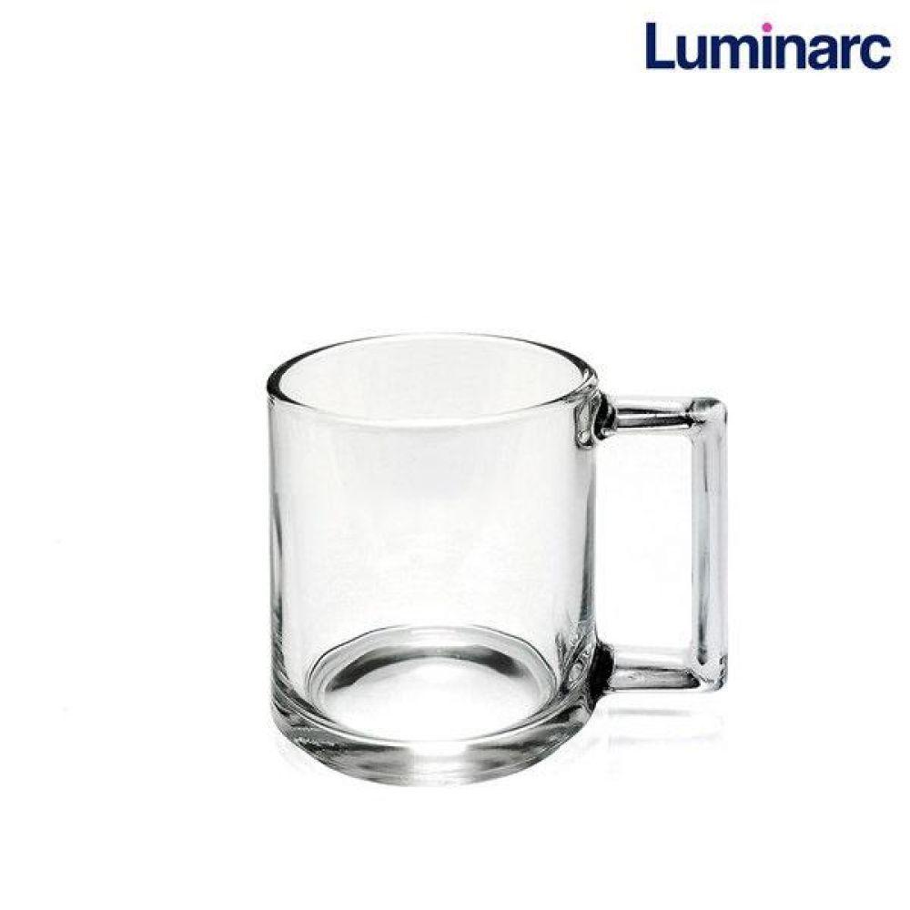 루미낙 내열강화머그 220ml (L7135) 1p 머그컵 유리컵 도자기컵 머그 내열강화 컵