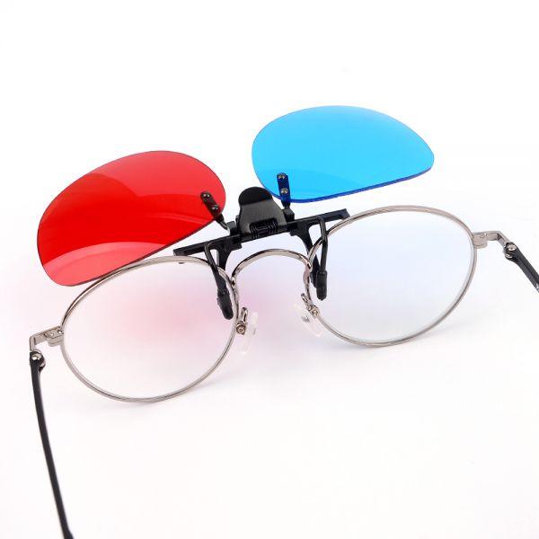 3D 입체안경 오버글라스형 쓰리디안경 쓰리디 3d안경 3D안경 3D입체안경 입체안경 적청안경 에너글리프
