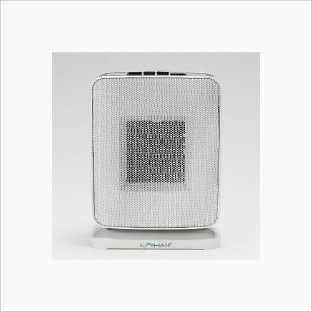 유니맥스 PTC 기계식 온풍기 1.9kg 전기스토브 히터 열풍기 전기스토브 열풍기 방한용품 전기히터 온풍기 전기난로