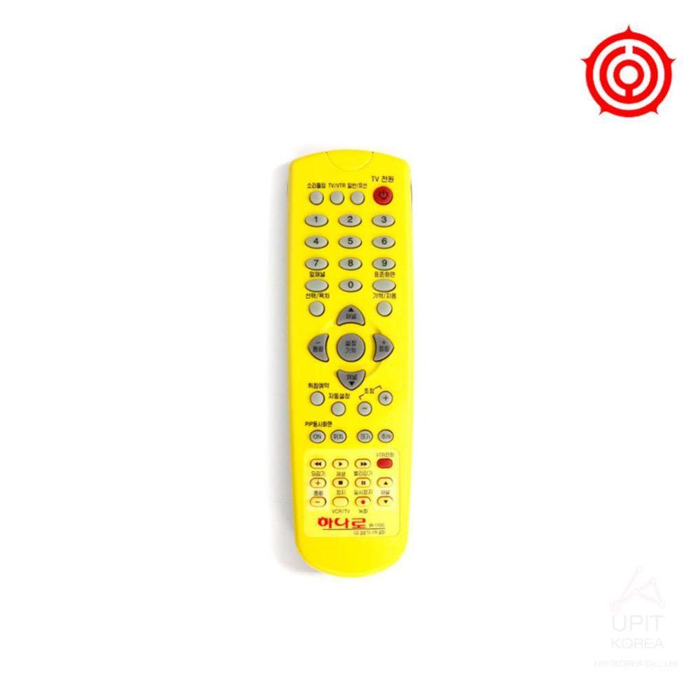 리모컨 IR-1100 LG 삼성 전자 TV VTR 무설정_9048 생활용품 가정잡화 집안용품 생활잡화 잡화