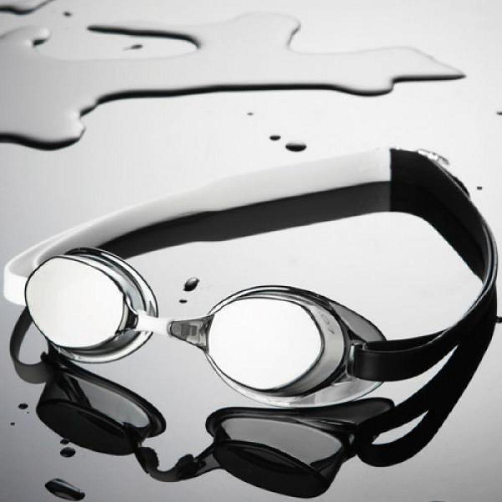 SGL-8200-BKWHBK SD7 선수용 노패킹 컬러믹스 수경 수영용품 물안경 남자수경 여자수경 성인물안경