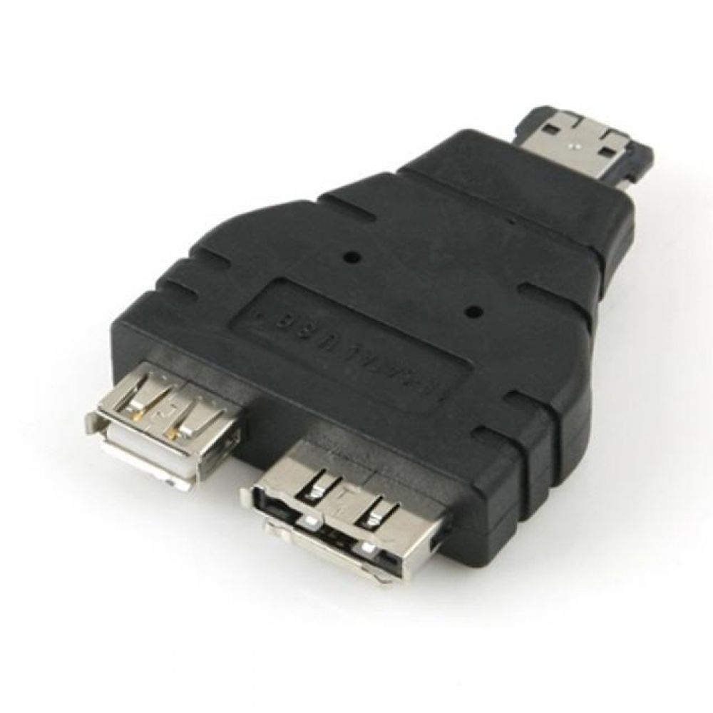 eSATA M to SATA F  USB A F 변환젠더 컴퓨터용품 PC용품 컴퓨터악세사리 컴퓨터주변용품 네트워크용품 c타입젠더 휴대폰젠더 5핀젠더 케이블 아이폰젠더 변환젠더 5핀변환젠더 usb허브 5핀c타입젠더 옥스케이블