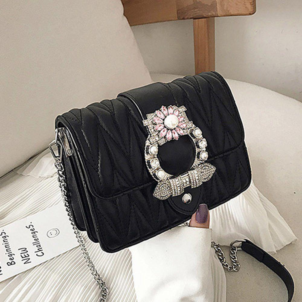럭셔리 쥬얼리 크로스백 SL307 여성가방 크로스백 핸드폰가방 간단한가방 보조가방 여권가방 쥬얼리핸드백 보석가방