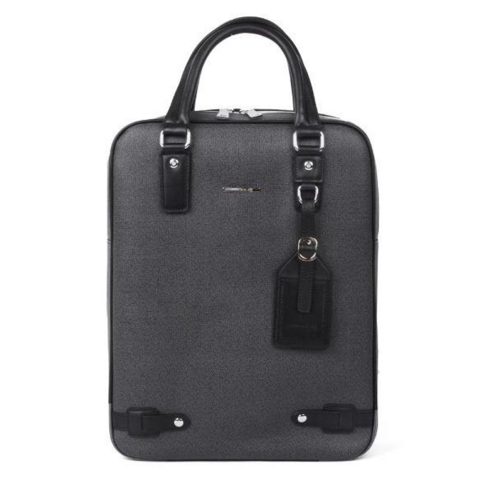 IY_JII175 네임택 포인트 슬림백팩 데일리가방 캐주얼백팩 디자인백팩 예쁜가방 심플한가방