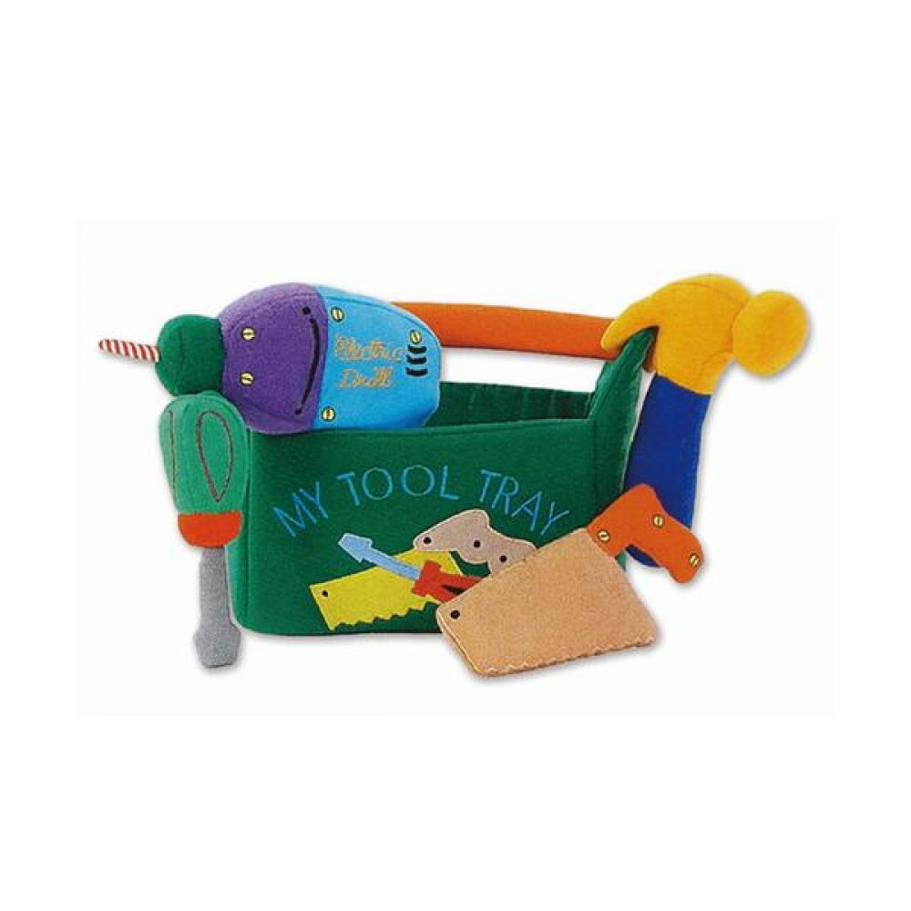 헝겊교구 역할놀이 툴 박스 완구 문구 장난감 어린이 캐릭터 학습 교구 교보재 인형 선물