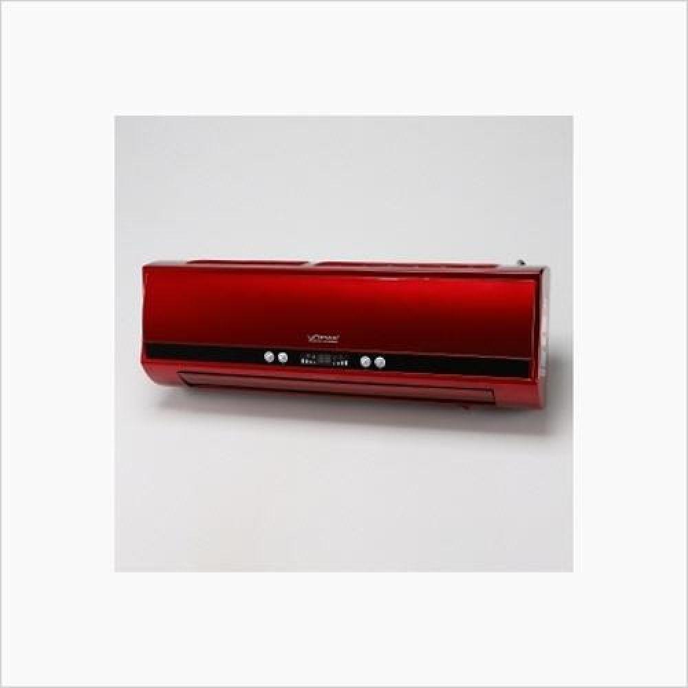 유니맥스 벽걸이형 세라막 전기 온풍기 레드 히터 열풍기 욕실용히터 벽걸이히터 전기스토브 온풍기