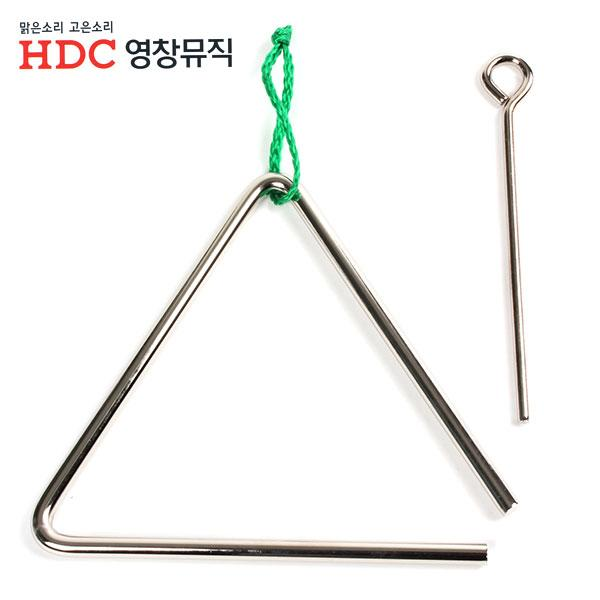영창 트라이앵글 (YTA-25) 트라이앵글 영창악기 교육용악기 학용품 준비물