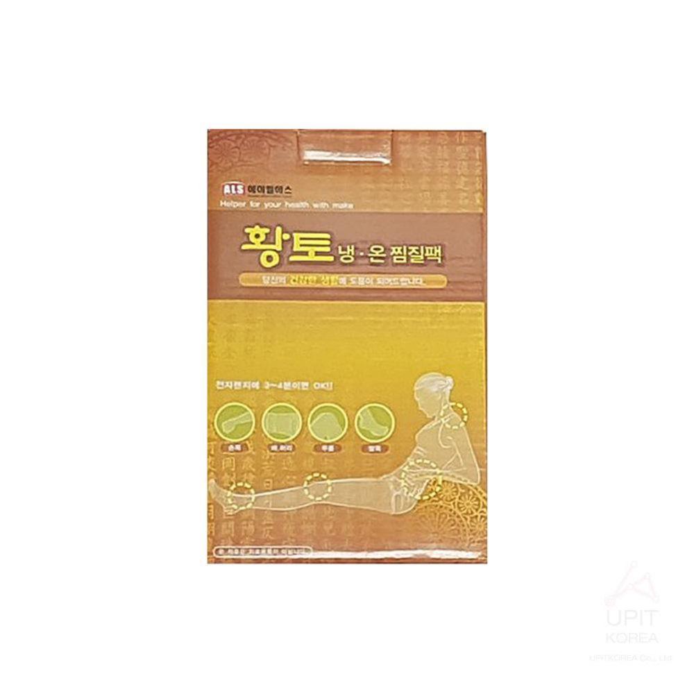 황토 냉온 찜질팩 중_1252 생활용품 가정잡화 집안용품 생활잡화 잡화