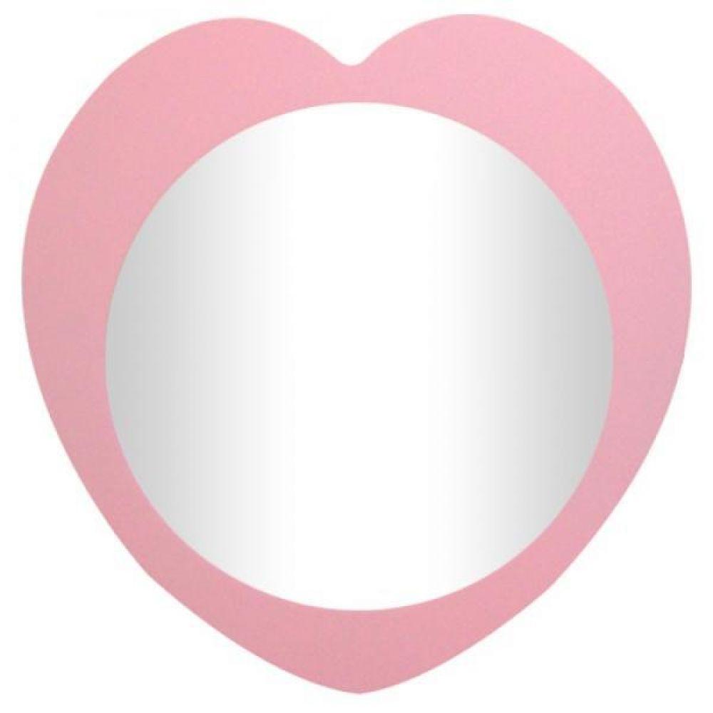 IG7174 로맨틱 하트 벽거울 핑크 제조한국 벽거울 인테리어거울 원목거울 하트거울 러블리거울 로맨틱거울 장식거울 소품거울 인테리어소품 벽인테리어 거울 미러