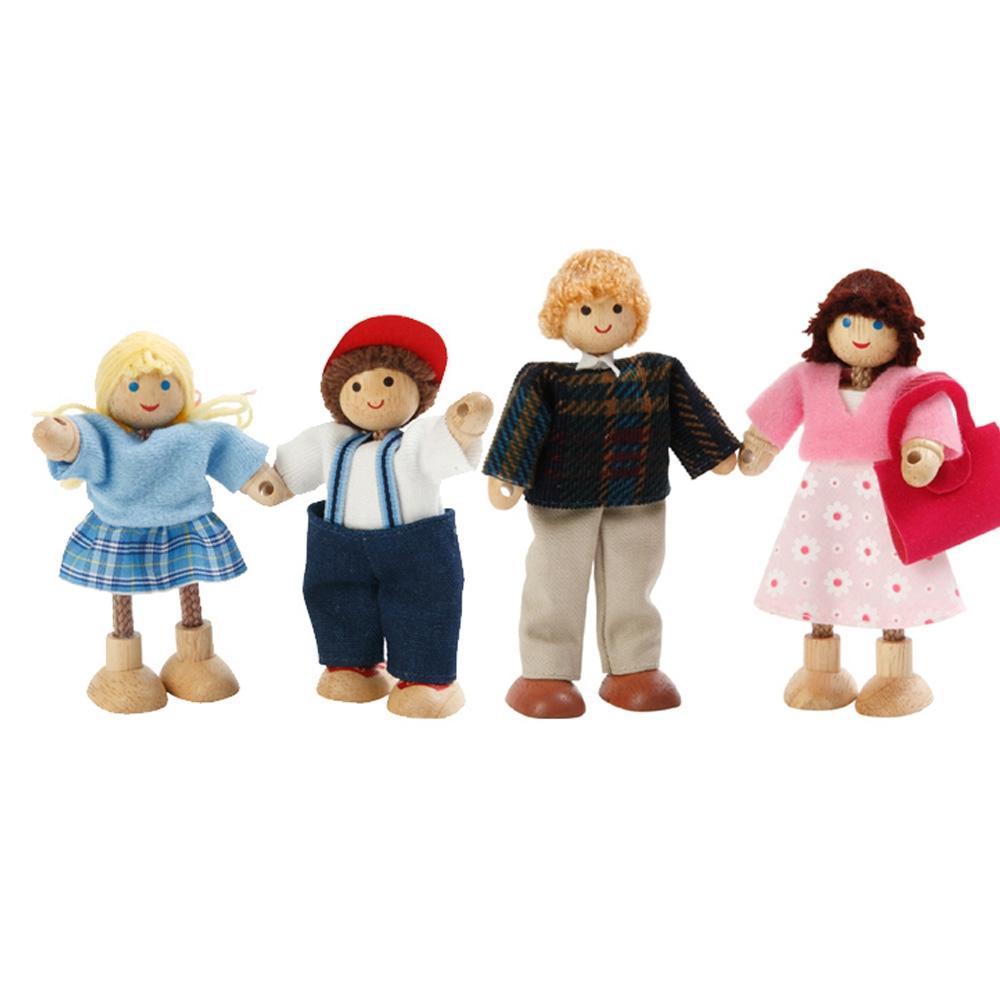 선물 5살 6살 장난감 소꼽놀이 관절인형 가족세트2 장난감 3살장난감 4살장난감 5살장난감 5세장난감